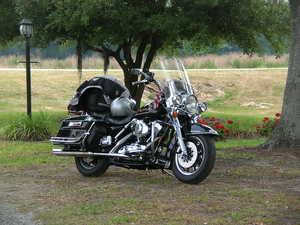 Harley Davidson Road King review | Adventure Rider
